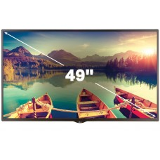 "LG 49SM5KB-B - 49"" LED Full HD Display - Grade A"