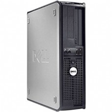 Dell OptiPlex GX620 MT - Core 2 Duo, 1.6GHz, 4GB, 40GB