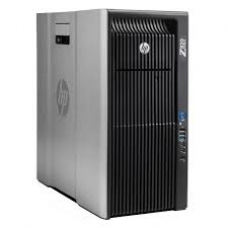 HP Workstation Z820 - Xeon E5-2600 series, 2.5GHz, 24GB, 600GB, Grade B