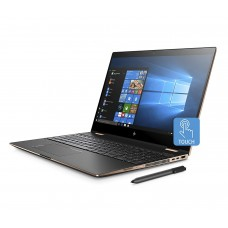 HP Spectre x360 15-df1010na - Core i7, 2.6GHz, 16GB, 1TB **Seals opened, tested ok, s/ware compressed, in original packaging**